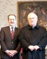 Gianni Bottalico e Gualtiero Basetti